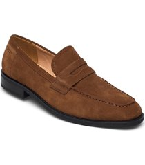 percy loafers låga skor brun vagabond