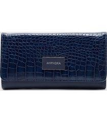 billetera nikola azul amphora