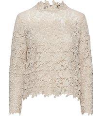 ruth long sleeve blouse lange mouwen crème fall winter spring summer