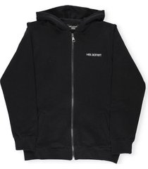 neil barrett logo hoodie