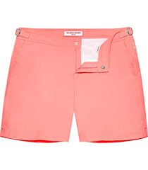bulldog swim shorts - sundown pink 272114-sun