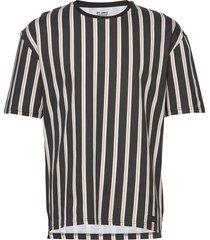 napp t-shirts short-sleeved svart just junkies