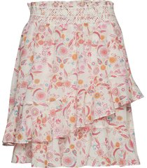 majestic skirt kort kjol rosa odd molly