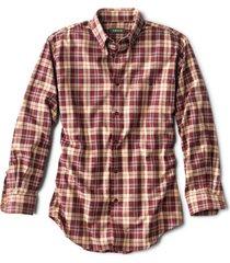 battenkill cotton blend long-sleeved shirt - regular