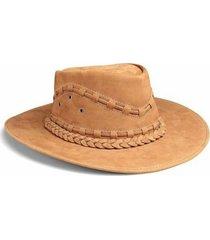 chapéu fourcountry australiano bege