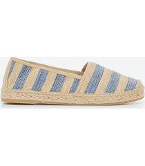 zapato casual mujer freeport z1dk azul
