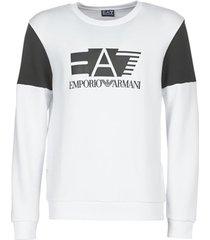 sweater emporio armani ea7 natural ventus7 m t-top rn