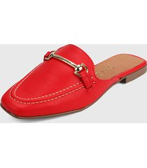 slipper rojo zatz