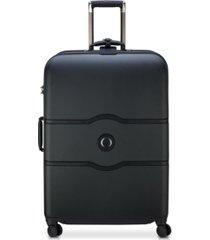 "delsey chatelet plus 28"" hardside spinner suitcase"