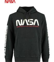 america today hoodie space hood back