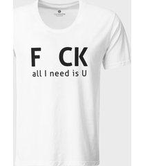 koszulka all i need is u