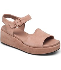 kimmei way shoes summer shoes flat sandals rosa clarks