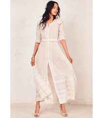 loveshackfancy selma dress antique white