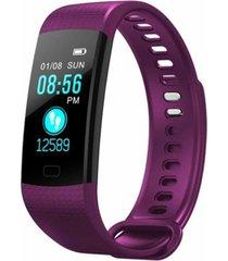 pantalla color smart monitorización del ritmo cardíaco por reloj de pu