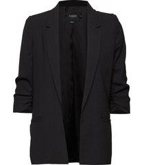 slshirley blazer blazers casual blazers svart soaked in luxury