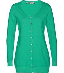 cardigan lungo (verde) - bpc selection