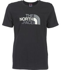 t-shirt korte mouw the north face s/s easy tee