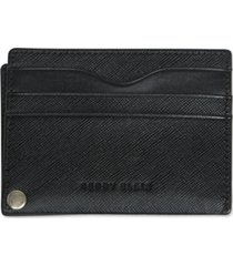 perry ellis men's flip or flap leather wallet