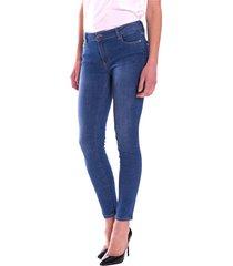 jeans 206 super skinny light blue
