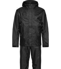 amur usx set outerwear rainwear rain coats svart didriksons