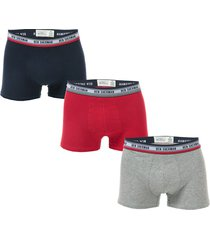 mens cosmo 3 pack boxer shorts