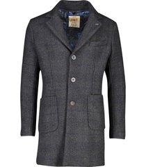 bob jas lang met uitneembare voering grijs