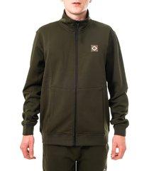 ma.strum felpa uomo tech fleece track jacket mas4448