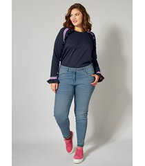 ankellånga jeans angel of style denim
