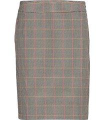 sc-bella kort kjol multi/mönstrad soyaconcept