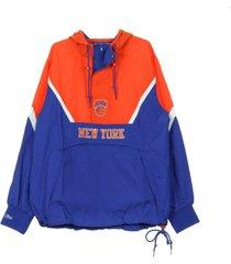 half zip anorak jacket windbreaker