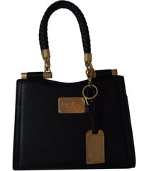 bebe yolanda small saffiano shopper