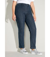 jeans miamoda dark blue
