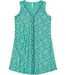 camisola floral malwee liberta malwee liberta - feminino