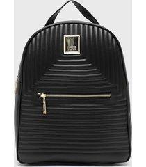mochila negro vizzano