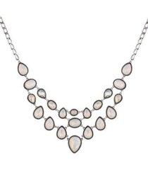 nicole miller statement necklace