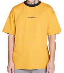 t-shirt korte mouw converse -