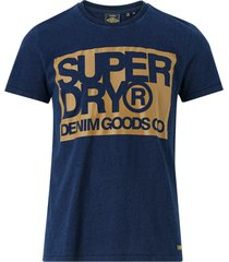 t-shirt denim goods co print tee