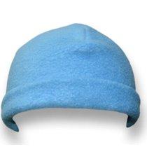 gorro térmico azul turquesa x2 unidades santana
