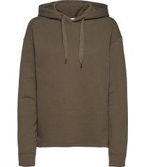 aki hoodie hoodie trui groen camilla pihl