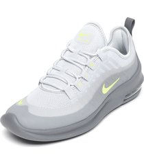 zapatilla air max axis gris nike