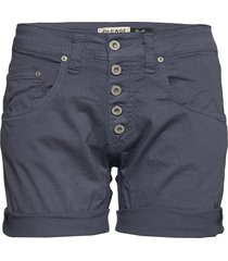 5b shorts cotton shorts denim shorts blå please jeans
