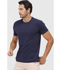 camiseta ellus logo azul-marinho