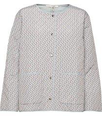 oriana shirt doorgestikte jas crème lovechild 1979