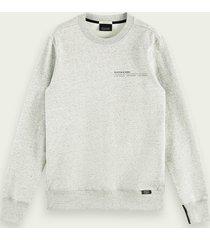 scotch & soda katoenen sweater