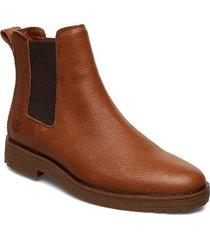 folk gentleman chelsea shoes chelsea boots brun timberland