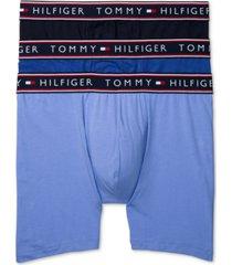 tommy hilfiger men's 3-pk. cotton stretch boxer briefs