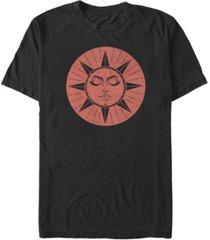 fifth sun men's celestial short sleeve crew t-shirt