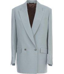 paul smith jacket over linen