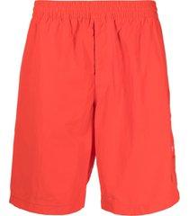 y-3 knee-length swim shorts