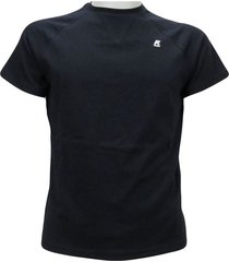 men's night blue t-shirt